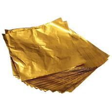 chocolatefoilpaper, Craft Supplies, Jewelry, Aluminum