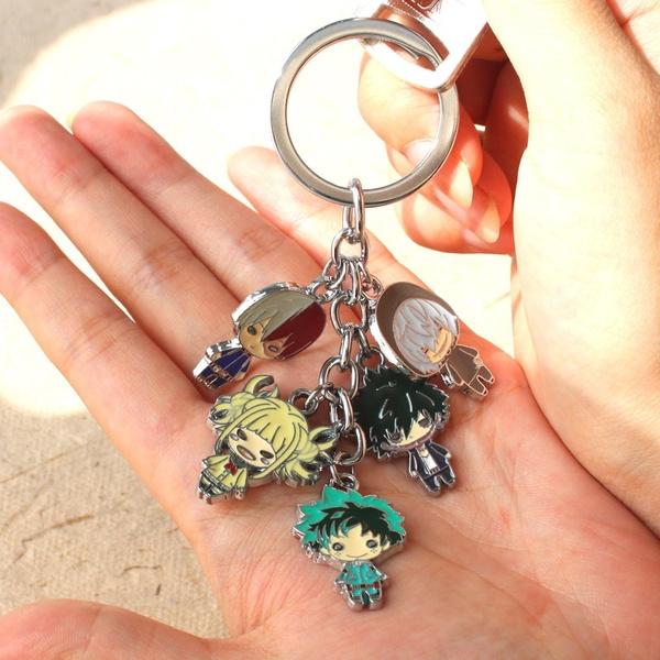 myheroacademia, Key Chain, Jewelry, Gifts