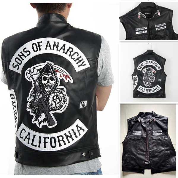 Vest, Fashion, Gifts, motorcyclevest