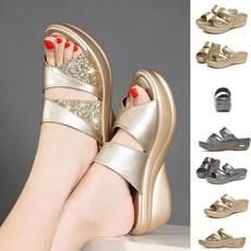 wedge, Sandals, Home & Kitchen, Summer