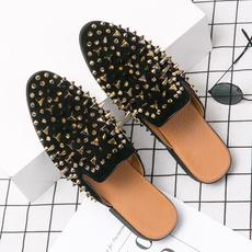 rivetshoe, Slippers, partyshoesformen, Outdoor
