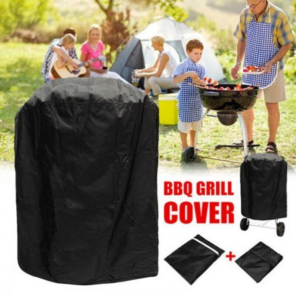 Grill, bbqgrillprotector, uv, roundbarbecuecover