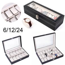 case, Box, watchstorage, watchdisplay