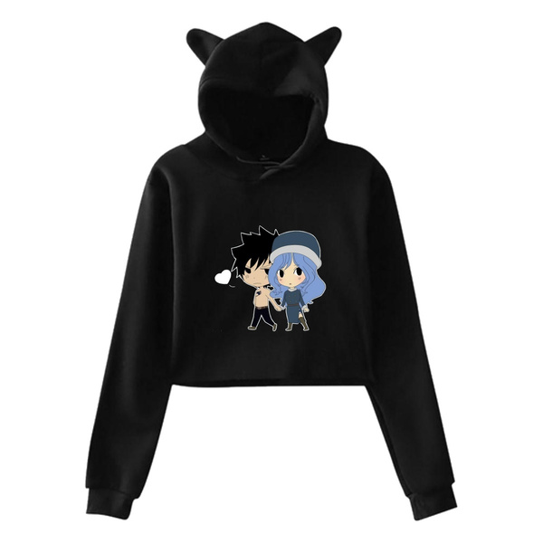 Gray, Casual Hoodie, Sports & Outdoors, fairytailgrayfullbusterjuvialockser