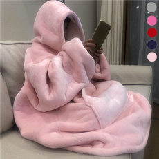 hugglehoodieblanket, Fashion, hooededcoat, Blanket