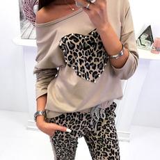 Heart, Fashion, pants, Long Sleeve