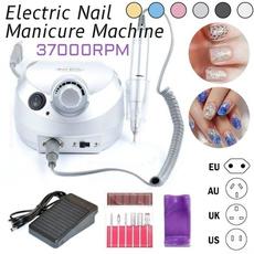 Nails, Head, art, manicure