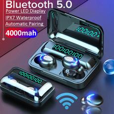 led, Headset, Ear Bud, wirelessearphone