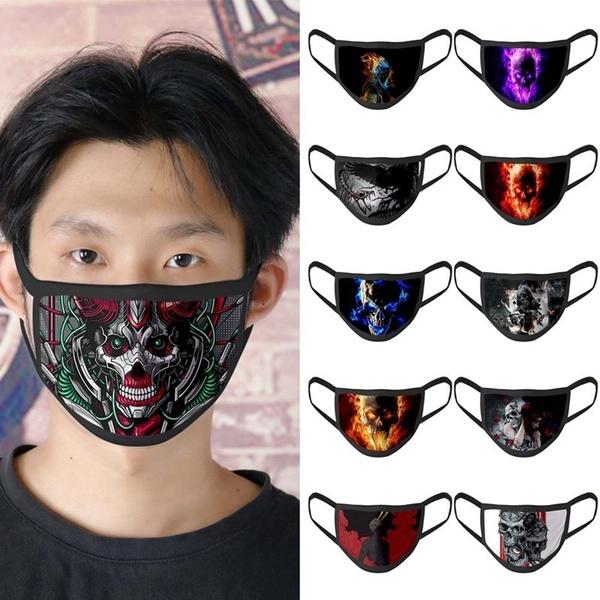 Outdoor, blackmask, skull, Masks
