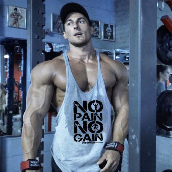 bodybuildingvest, Fashion, Tank, Fitness
