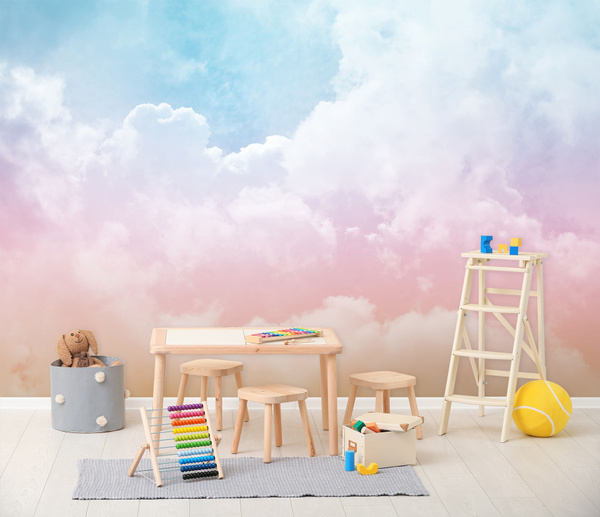 Decal, wallpapermural, Colorful, Office