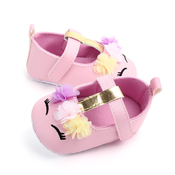 Flowers, Baby Shoes, unicorn, princessshoe