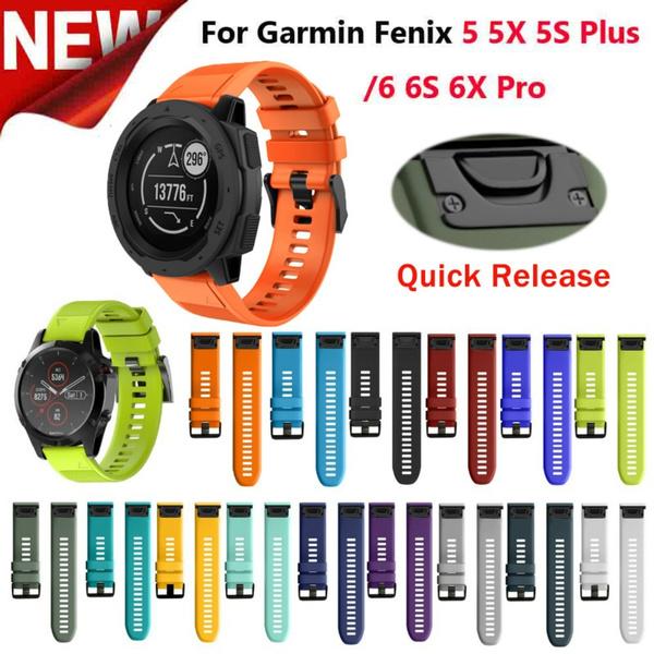 fenix945band, garminwristwatch, garminfenix26mmstrap, Silicone