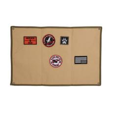 patchcollector, Outdoor, patchholderboard, hookandloopfastenerpad