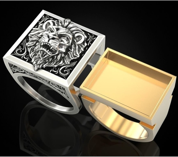 Sterling, ringsformen, gold, sterling silver