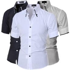 plaid shirt, Mens T Shirt, Fashion, beachshirt