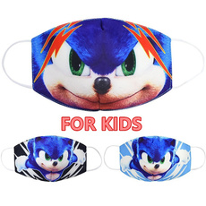 kids, Funny, sonicthehedgehogmask, Outdoor