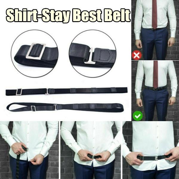 shirtstrap, shirtstaybelt, shirtstay, Fashion