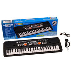 electricpiano, Microphone, electronickeyboard, kidgift