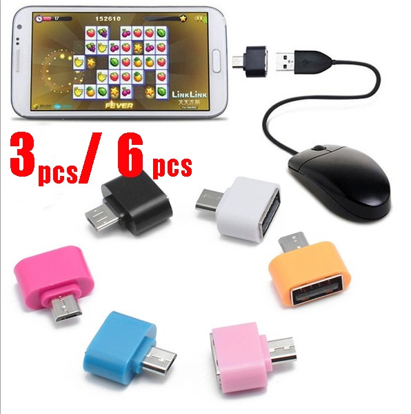 Mini, Smartphones, Converter, usbotg