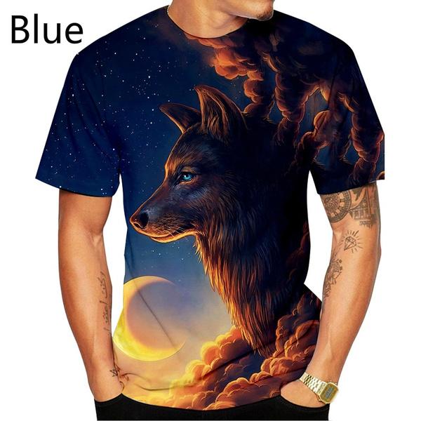 Mens T Shirt, Fashion, polyestertshirt, Cool T-Shirts