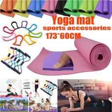 motionsensor, Yoga Mat, elasticrope, stretcher