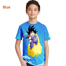Fashion, Shirt, Sleeve, Dragon Ball Z