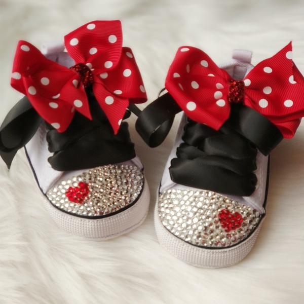 babygirlcominghomeshoe, Sneakers, rhinestonesportsho, Canvas