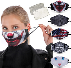 dustproofmask, Bicycle, facemaskcover, Sports & Outdoors