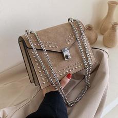 Shoulder Bags, Fashion, Cross Body, Chain