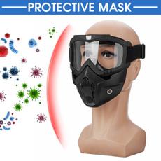 fullfaceprotectivemask, cyclingmaskgoggle, Cycling, shield