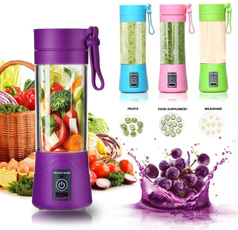 Mini, fruitjuicer, blenderbottle, electricjuicemaker