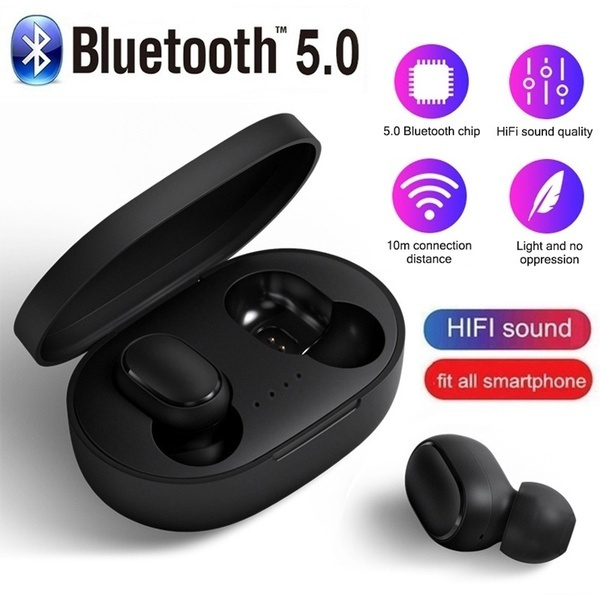 Box, Mini, Ear Bud, Earphone