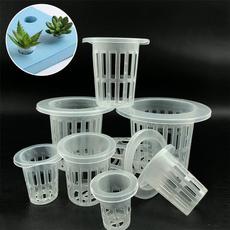 Jardinería, planttray, seedingcase, hydroponicnetpot