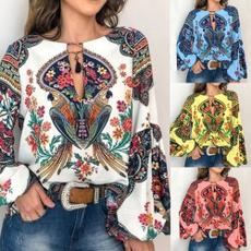 blouse, Plus Size, mujer, Shirt