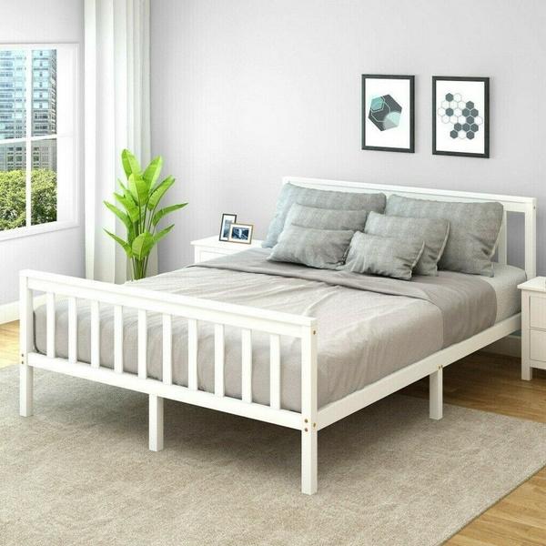 Home Supplies, Wooden, Beds, bedframebase