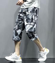 Summer, Shorts, Cotton, pants