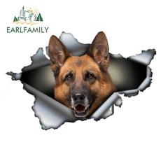 3dcarstickercarstyling, germanshepherdcarsticker, Car Sticker, Pets