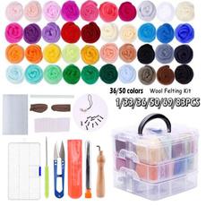 Storage Box, Box, Knitting, feltproduct