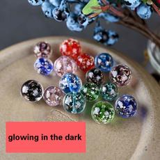 Necklace, Flowers, crystalbead, Crystal