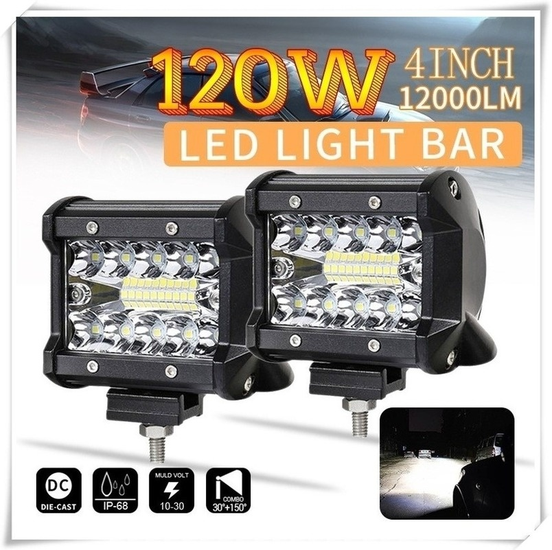 2015 Jeep WRANGLER-RHD Post mount spotlight -Black 6 inch Passenger side WITH install kit 100W Halogen