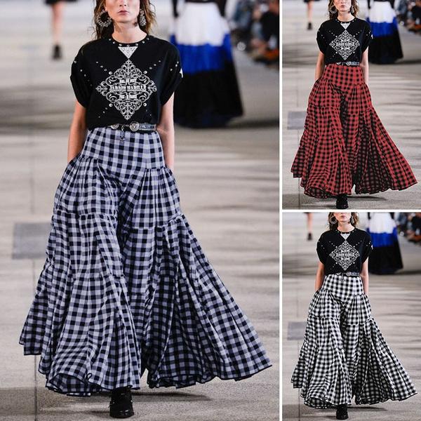 Plus Size, Waist, long dress, Vintage