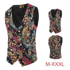 Vest, Fashion, nationalstyle, menvest