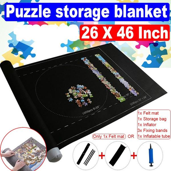 storagepuzzlessaver, Travel, Jigsaw, Storage