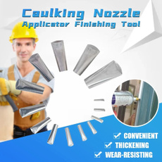 gluenozzle, gluescraper, Silicone, caulkingtool