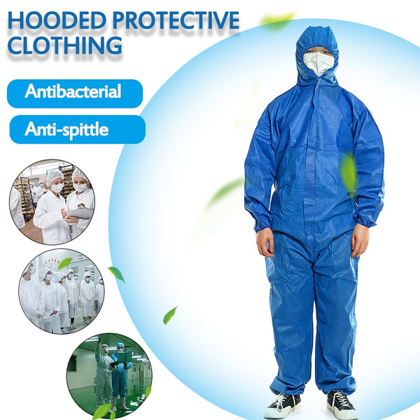 protectiveclothing, antibacterialisolationsuit, raincoat, Farm