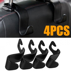 carseatbackorganizer, hangerplastic, blackcarseathook, headrest