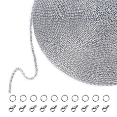 Steel, diyjewelry, Joyería, Chain