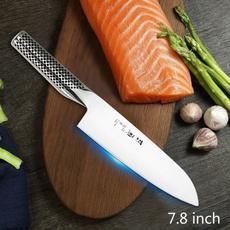 damascusknife, kitchenknifeset, Stainless Steel, Japanese