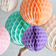 Pastels, Flowers, Colorful, paperball